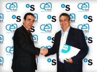 Cenflot firma acuerdo de colaboraci n con banco sabadell for Sabadellatlantico oficinas
