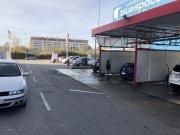 centro de lavado de vehículos