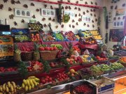 Tienda gourmet frutas, productos, conservas etc