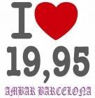 Ambar BCN I LOVE 19,95