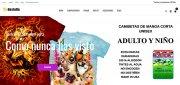 Tienda online ropa y complementos B2C y B2B