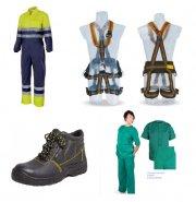 Tiendas de ropa laboral y de proteccion indiidual Andalucía