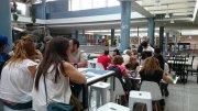 Pizzería en pleno funcionamiento en zona norte de Madrid