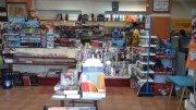 Papelería, librería y kiosco. Loterias y apuestas del estado