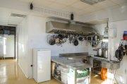 Empresa de catering, obrador, cocina central