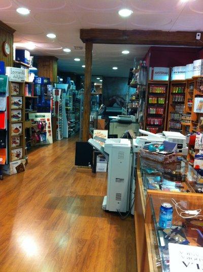 Papeleria copisteria traspaso de negocios de papeleria for Material oficina granada