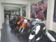 Traspaso taller motos
