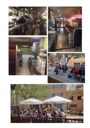 Traspaso de Bar La Marga en Barcelona