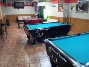 Bonita Cervecería-Restaurante+Sala de juegos independiente (Dianas-Billares)