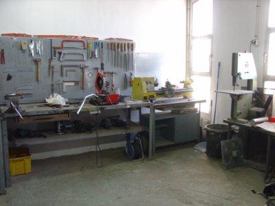 Traspaso taller de motos