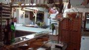 Pizzeria en funcionamiento