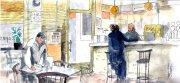 Se traspasa bar-cafeteria por jubilación
