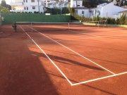 se traspasa Club de Tenis