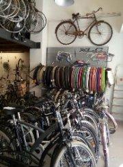 Tienda de Bicicletas en pleno funcionamiento