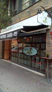 Traspaso bar cafetería zumeria. Restaurante