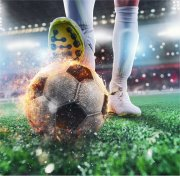 Socio regional para startup de football