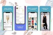 Marketplace de moda