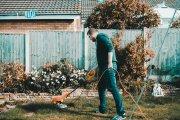 Empresa maquinaria de jardín