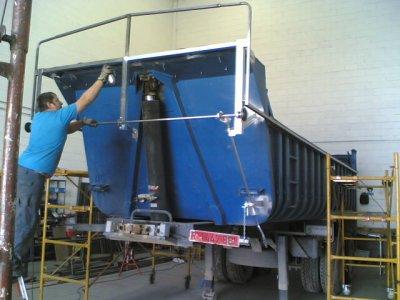Lonas stove west s l venta de empresas de fabricante de for Toldos para camiones