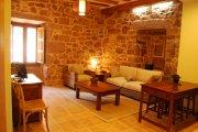 Hotel rural bioclimatico en Navarra,