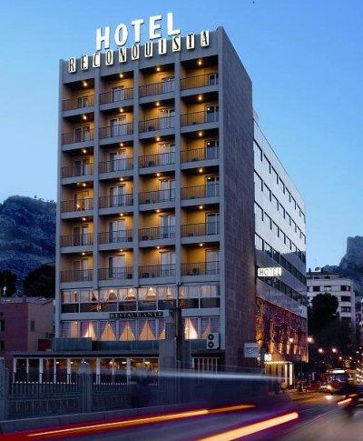 Hotel 3 estrellas edificio emblem tico venta de empresas - Hoteles de tres estrellas en granada ...