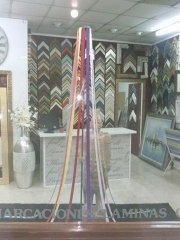 Empresa dedicada a enmarcación y complementos de decoración.(Mundocuadro)