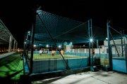 Centro de fútbol y deportes