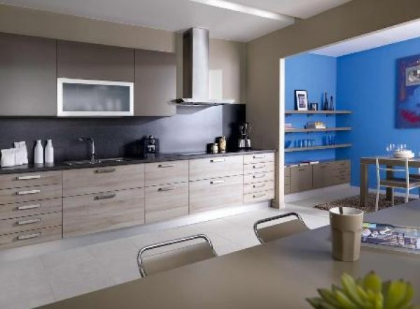 Fotos de la franquicia schmidt cocinas for Cocinas schmidt