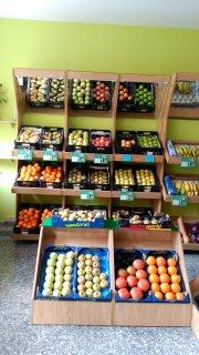 Traspaso Fruteria, Tienda de Alimentación
