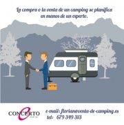 Compra y venta de Campings