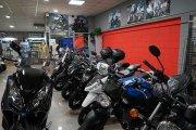 Venta de Tienda y Taller de motocicletas