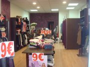 traspaso de tienda de ropa