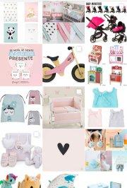 Venta tienda online de decoración infantil y regalos personalizados