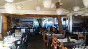Restaurante en primera línea de mar