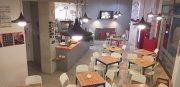 Pizzeria, heladeria y cafeteria