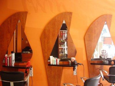 Mobiliario de peluqueria barato