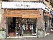 Traspaso consolidada tienda multimarca en centro Valencia