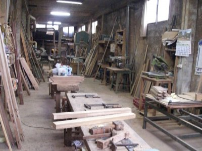 Carpinter a madera venta de empresas de carpinter a - Carpinteria madera malaga ...