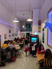 Cafetería en Traspaso L'Eixample de Barcelona, 40.000€