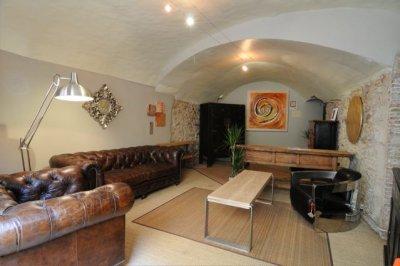 Tienda de muebles, arte y decoración en Palafrugell, Girona. Traspaso de nego...