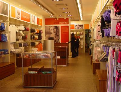 Fotos de la franquicia areainterior for Franquicias de ropa interior