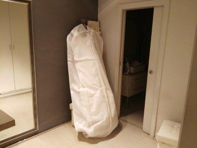 tienda vestidos de novia y fiesta. traspaso de negocios de moda